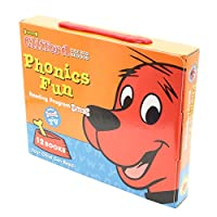 Clifford the Big Red Dog: Phonics Fun Reading Program Pack3(Clifford)