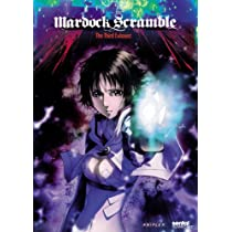 Mardock Scramble: Third Exhaust/ [DVD] [Import]