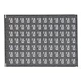 レボリューションファクトリーNゲージ103系妻面標記インレタ4  RLF4297