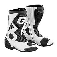 GAERNE(ガエルネ) スポーツツーリングブーツ ジーエボリューションファイブ ホワイト 25.5cm / G-EVOLUTION FIVE WHITE 【総輸入元:ジャペックス】