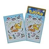ポケモンカードゲーム デッキシールド Pokémon World Market