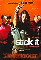 Stick It 11x 17映画ポスター–スタイルA Unframed PDPIH6286