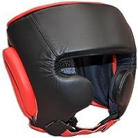 レザートレーニングHeadgear forボクシング、ムエタイ、MMA、Krav Maga