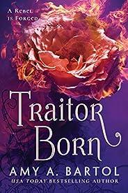 Traitor Born (Secondborn Book 2)