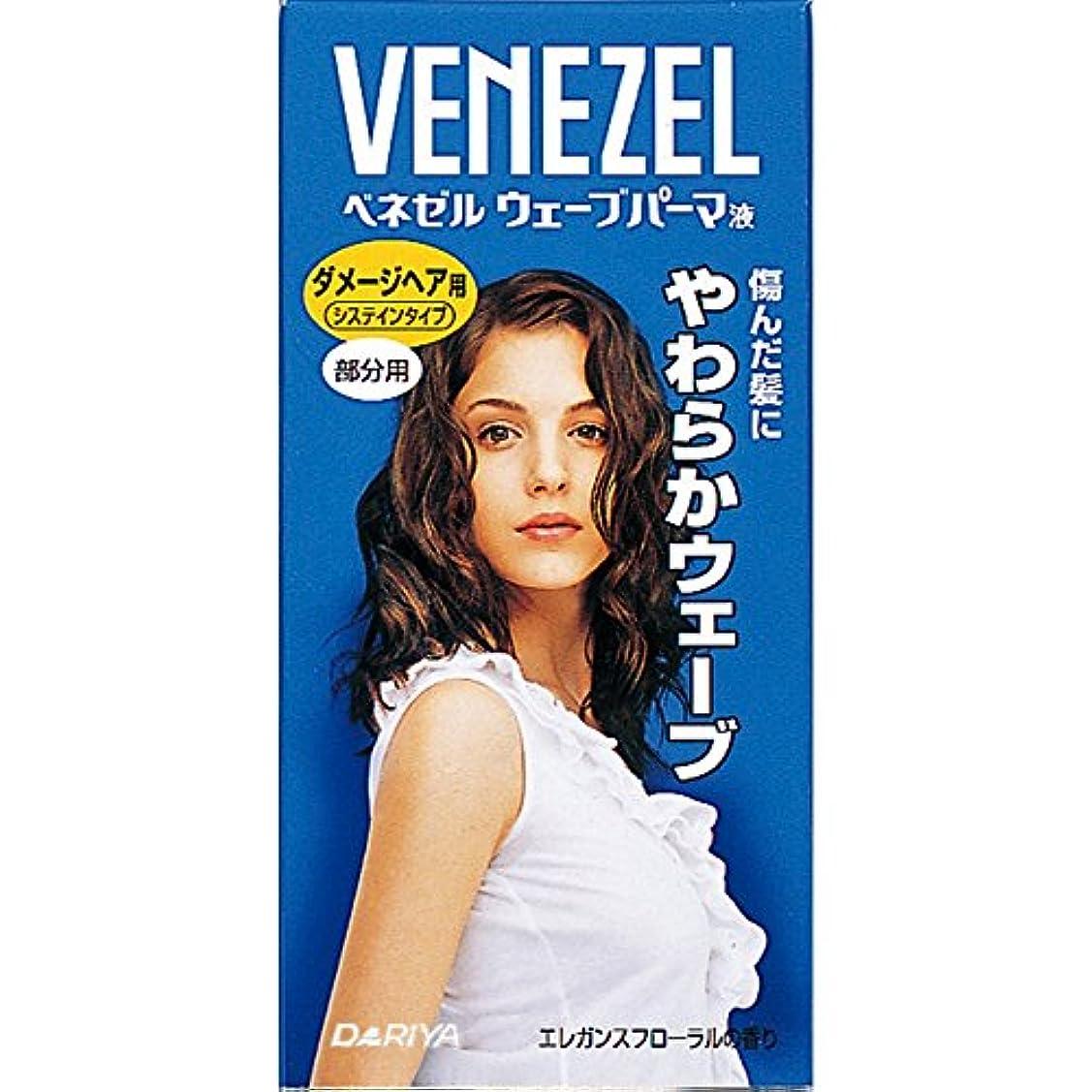 製品無意識思慮深いベネゼル ウェーブパーマ液 ダメージヘア用 部分用【HTRC5.1】