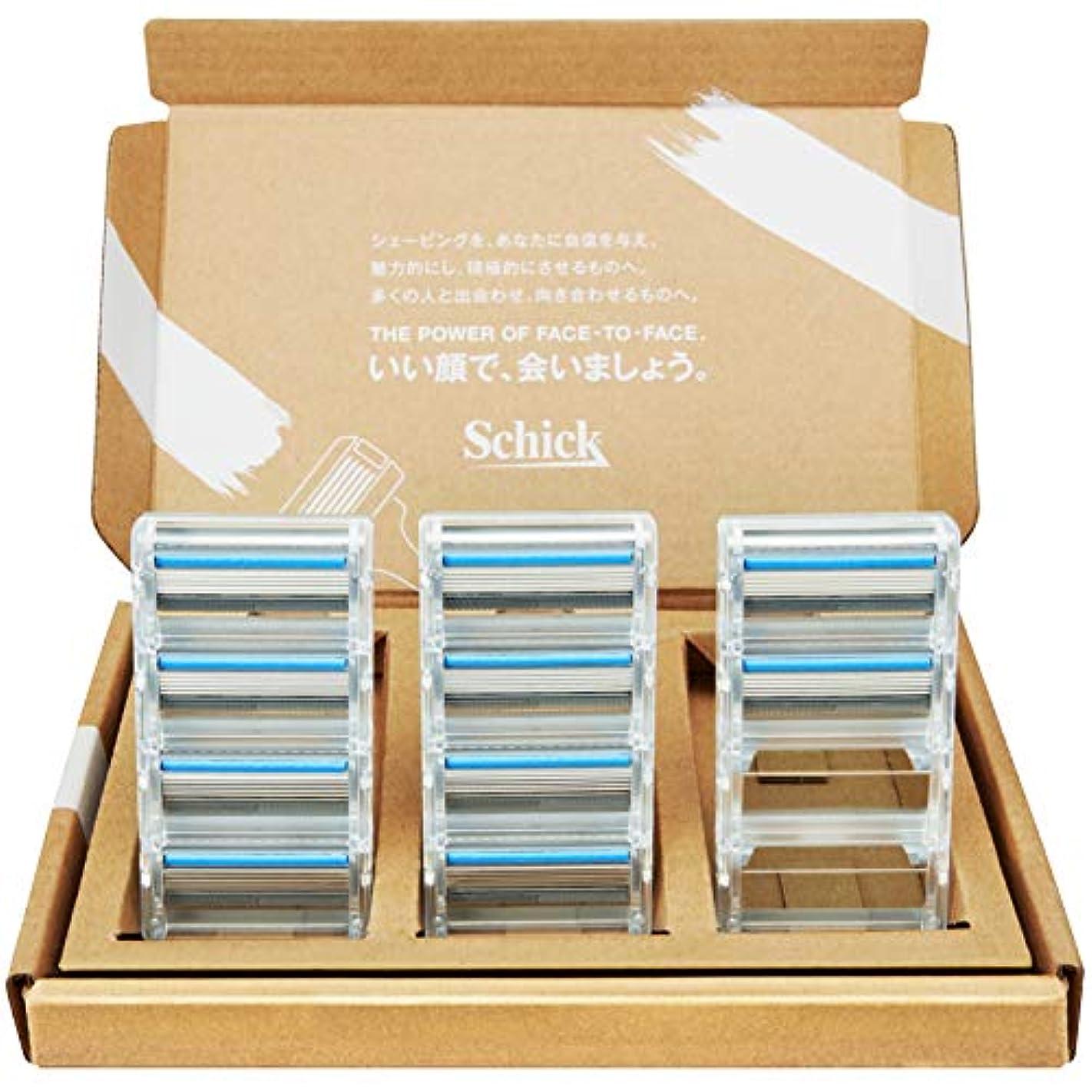 とんでもないはい笑い【Amazon.co.jp限定】 シック クアトロ5 チタニウム 替刃 10コ入