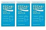 【まとめ買い】大塚製薬 ポカリスエット POCARI SWEAT ION WATER イオンウォーターパウダー150ml用・8本入り × 3箱(計24本)