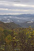 View of the Mountains from the Blue Ridge Parkway Journal
