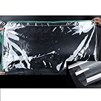 タープ・ブルーシート 防水ターポリンヘビーデューティ防水 - UV耐性、腐敗、裂け目および裂傷防止用防水シートタープ500 g/m² (厚さ:0.5MM)