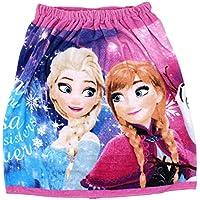 丸眞 ディズニー アナと雪の女王 60cm丈 巻きタオル スノードリーミー 綿100% 60×120cm 2095002700