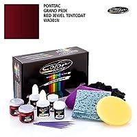 Pontiac Grand PrixカラーNドライブタッチアップペイントシステムペイントチップスクラッチ PRO PACK C118782PRO