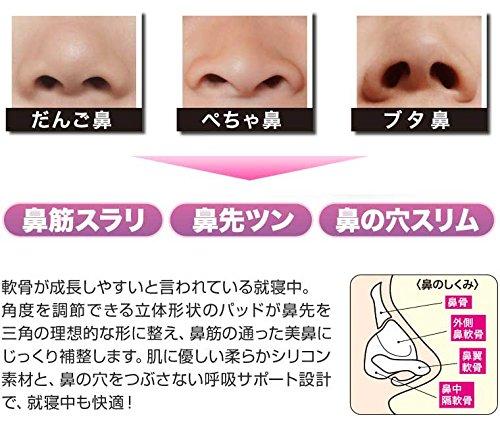 Bihana de night Nose Adjuster Clip Unbranded From Japan F//S