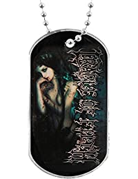 Cradle of Filth – ネックレス – Dogtag