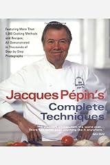 Jacques Pépin'sComplete Techniques Paperback