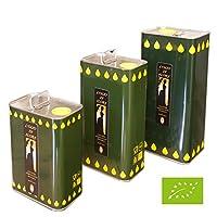 オリーブオイル EU有機認証取得 BIO Olive oil エキストラバージンオリーブオイル(2000ml缶) イタリアモリーゼ産 コールドプレス製法 ジェンティーレ・ディ・ラリーノ