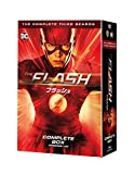 THE FLASH/フラッシュ〈サード・シーズン〉 コンプリート・ボックス[DVD]