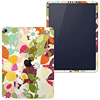 igsticker iPad Pro 11 inch インチ 対応 apple iPad Pro11 シール アップル アイパッド A1934 A1979 A1980 A2013 iPadPro11 全面スキンシール フル 背面 側面 正面 液晶 タブレットケース ステッカー タブレット 保護シール 人気 カラフル 花 フラワー 005819