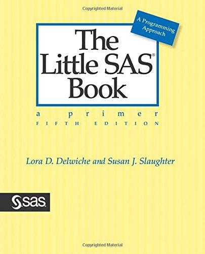 Download The Little SAS Book: A Primer 1612903436
