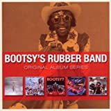 BOOTSY COLLINS  5CD ORIGINAL ALBUM SERIES BOX SET