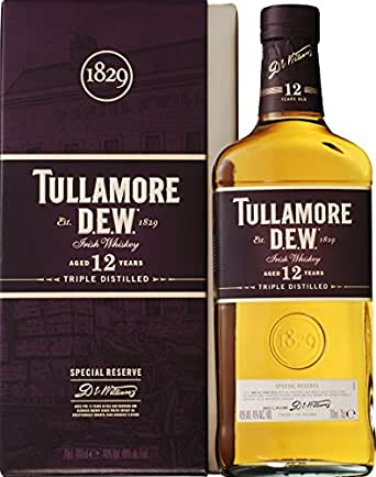 アイリッシュ ウイスキー タラモア デュー12年 700ml