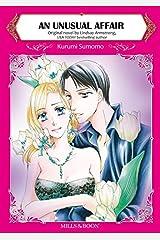 An Unusual Affair: Mills & Boon comics Kindle Edition