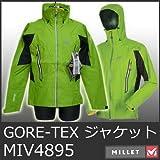 (ミレー)MILLET LTK GTX JKT MIV4895 5998 ゴアテックスジャケット 5025 EURO-L/日本XL