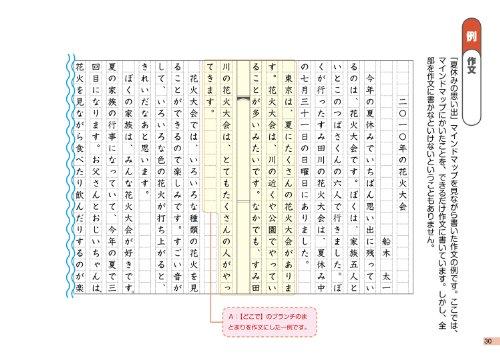 小学生のためのマインドマップで作文すらすらワーク (ドラゼミ・ドラネットブックス)