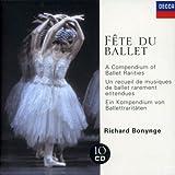 Fete Du Ballet: A Compendium of Ballet Rarities
