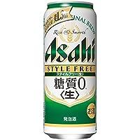 アサヒ スタイルフリー <生> 缶 500ml×24本