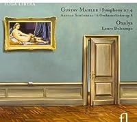 Symphony No. 4 by MAHLER / SCHOENBERG (2009-04-14)
