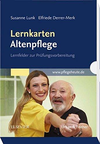 Download Lernkarten Altenpflege: Lernfelder zur Pruefungsvorbereitung 3437285122
