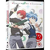 暗殺教室 第2期 コンプリート DVD-BOX1 (1-13話, 325分) あんさつきょうしつ 松井優征 アニメ