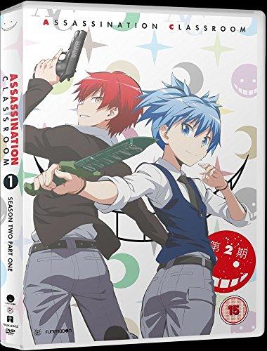暗殺教室 第2期 コンプリート DVD-BOX1 (1-13...