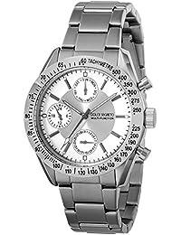 [DOLCE SEGRETO]ドルチェ セグレート 腕時計 グランドクロノ ホワイト文字盤 MSM101SV メンズ