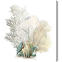 コーラルII Aimee Wilson – ギャラリーWrapped Gicleeキャンバスアートプリント – Ready To Hang 30