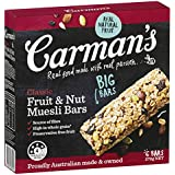 Carman's Muesli Bar Classic Fruit & Nut, 6-Pack (270g)