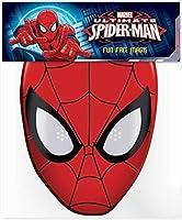 公式Marvel Ultimateスパイダーマンカード面マスク