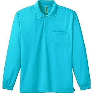 [グリマー]4.4オンス ドライ長袖ポロシャツ...の関連商品3