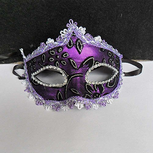 (デマ―クト)De.Markt ハロウィーンパーティーマスク 仮面 仮装 パーティー用品 バタフライマスク