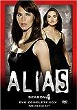 エイリアス シーズン4 DVD COMPLETE BOX 画像