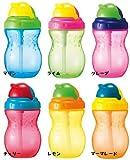 Nuby(ヌービー)ストローボトル (320ml) グレープ [Baby Product] [Baby Product] [Baby Product]