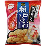 栗山米菓 瀬戸の汐揚 88g×12袋