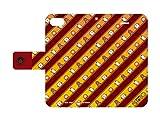 鬼灯の冷徹 06 シロ・ルリオ・柿助・芥子SDキャラデザイン 手帳型スマホケース iPhone6/6s/7/8兼用