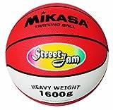 ミカサ バスケットボール トレーニングボール6号 1600g 女子用(一般/大学/高校)/中学校用 B6JMTR