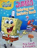 Spongebobカラーリング&アクティビティブックC