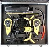 Glossy ®パロット ビーバップ ドローン 3.0 専用 アルミケース Bebop Drone + Skycontroller and 修復ツール set