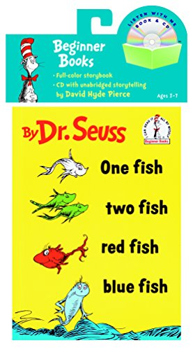 One Fish, Two Fish, Red Fish, Blue Fish Book & CD (Book and CD)の詳細を見る