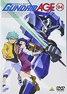 機動戦士ガンダムAGE 第4巻 [DVD]
