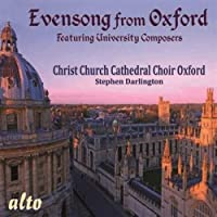 Various: Evensong from Oxford