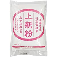 ムソー 特別栽培米あやひめ使用・上新粉 200g